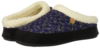 Acorn Jam Mule (Blueberry) Women's Shoes