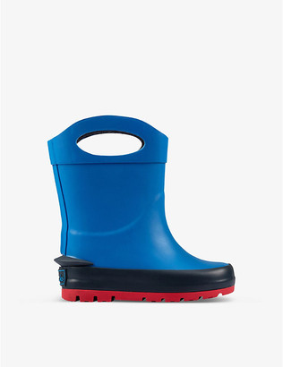 Clarks Mudder Dash wellington boots 1-4 years
