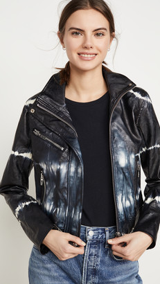 Blank Bliss Field Moto Jacket
