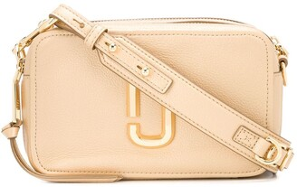 Marc Jacobs The Softshot grained crossbody bag