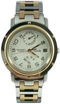 Hermes Clipper Réserve de Marche watch