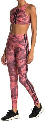 Wear It To Heart Camo High Waist Leggings