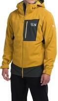 Mountain Hardwear Dragon Soft Shell Jacket (For Men)