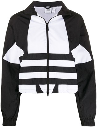 adidas Colour Block Zipped Jacket