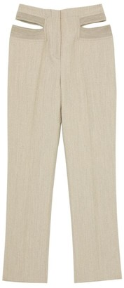 Burberry Technical Reconstructed Trousers