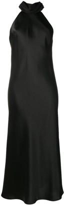 Galvan Sienna midi dress