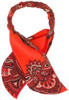 Alexander McQueen paisley print scarf - women - Silk - One Size