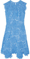 Catherine Deane Flared Guipure Lace Dress