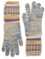Missoni Multihued Wool Gloves