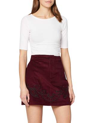 MinkPink Women's Valley Of The Vine A-Line Plain Skirt