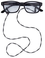 Corinne McCormack Gunmetal Link Glasses Chain, 29