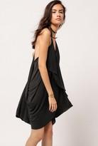 Azalea Thin Strap V-Neck Tank Dress