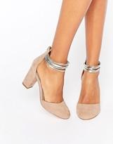 Miss KG Kitten heel 2 Part Shoes