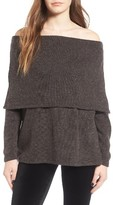 Women's Storee Bailey Off The Shoulder Sweater