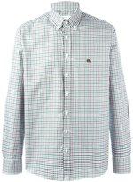Etro twill shirt