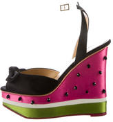 Charlotte Olympia Cruise 2015 Nice Melons Platform Wedges