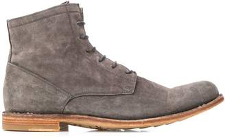 Officine Creative Ideal lace-up ankle boots