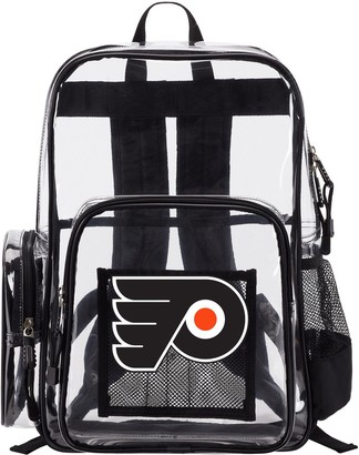 Northwest Company The Philadelphia Flyers Dimension Clear Backpack
