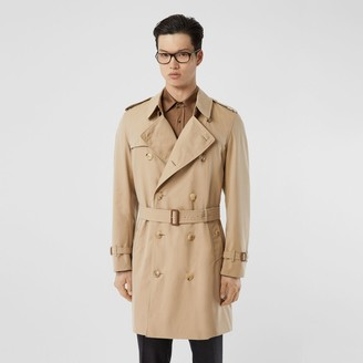 Burberry The Midlength Chelsea Heritage Trench Coat