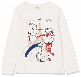 Catimini Girls' CP10175 TEE Shirt T
