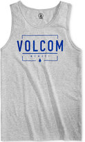 Volcom Men's Graphic-Print Tank Top