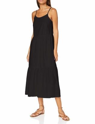 Vero Moda Women's Vmhalo Singlet Calf Dress WVN Ga