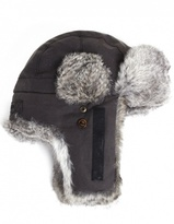 Boulder Fur Trapper Hat