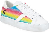 D.A.T.E Hill Double Rainbow Sneakers