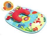 Tiny Love Tummy Time Fun Under the Sea Playmat