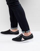 Le Coq Sportif Santa black Sneakers