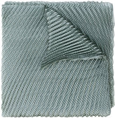 Armani Collezioni pleated zigzag scarf - women - Polyester - One Size