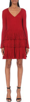 Diane von Furstenberg Sharlynn wool-blend dress