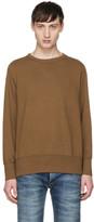 Levi's Clothing Tan Bay Meadows Sweatshirt