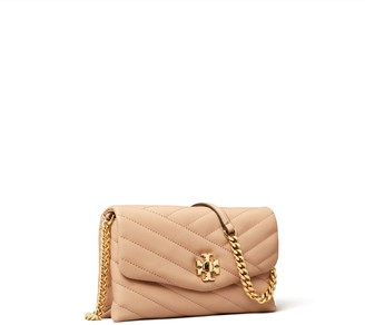 Tory Burch Kira Chevron Chain Wallet