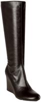 Charles David Charles by Charles David dark brown stretch 'Enchanting' wedge boots