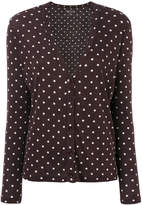 Majestic Filatures polka dot cardigan