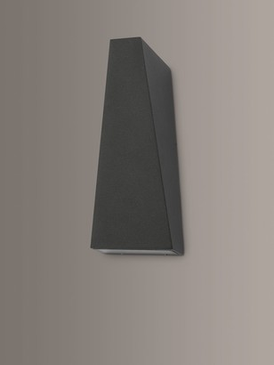 Dar Paco LED Outdoor Wall Light, Anthracite