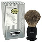 The Art of Shaving Pure Black Badger Brush