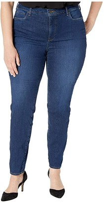 NYDJ Plus Size Plus Size Alina Skinny in Cooper (Cooper) Women's Jeans