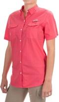 Columbia PFG Bonehead II Fishing Shirt - Short Sleeve (For Women)