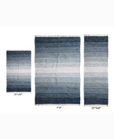 Thumbnail for your product : Home Weavers Richmond Gradation Accent Rug, 3 Piece Set Bedding