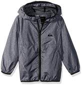 Quiksilver Boys' Contrasted Youth Windbreaker Jacket