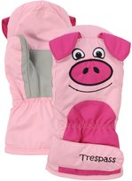 Trespass Childrens/Kids Porkie Ski Mittens