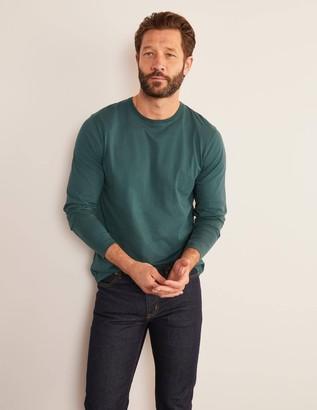 Long Sleeve Washed T-shirt