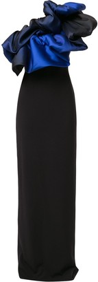 SOLACE London Cairns maxi dress