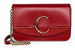Chloé Women's C Leather Clutch