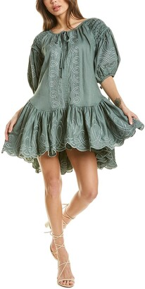 Innika Choo Frill Mini Dress