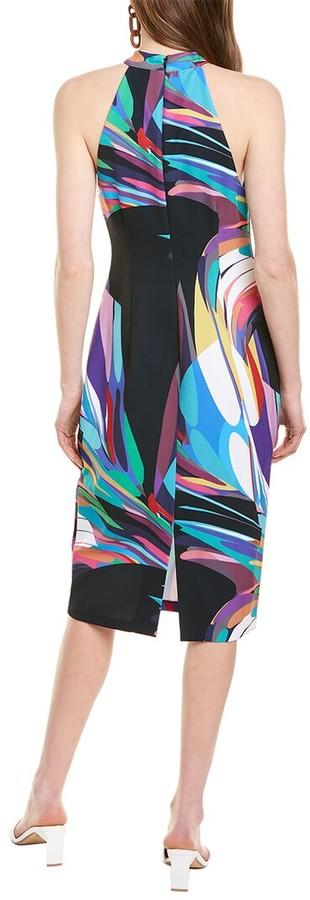 Thumbnail for your product : trina Trina Turk Trina By Trina Turk Emotion Midi Dress