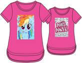Hasbro Crew Neck Short Sleeve My Little Pony Blouse - Preschool Girls