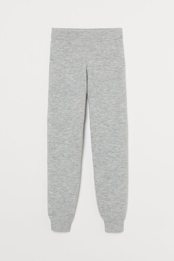 H&M Knitted joggers